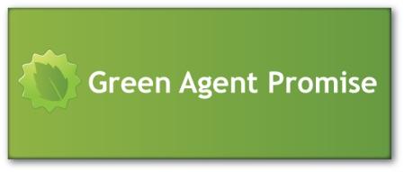 Green Agent Promise Logo